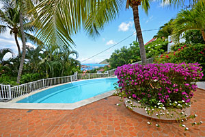 St. Barts Villa Colony Club Rental