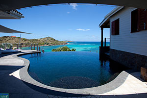 St. Barts Villa Indian Song Rental