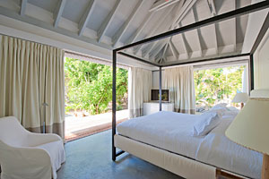 St Barts Villa Naturelle Rental